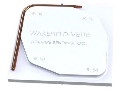 Heat Pipe Bending Tool