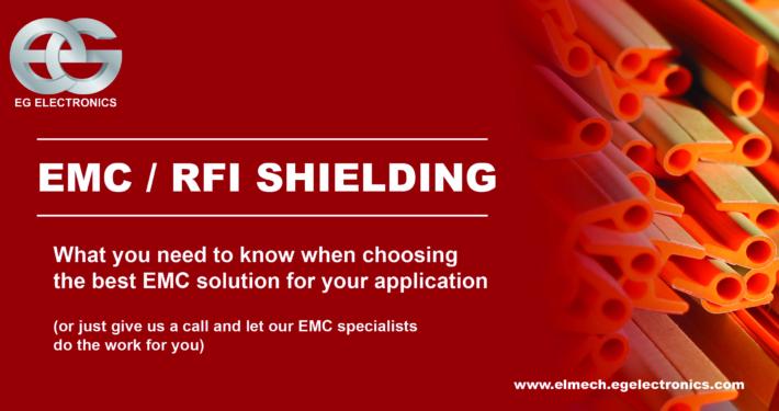 EMC shielding solution